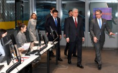 The Head of State got acquainted with the facilities of Nur-Sultan's innovation ecosystem